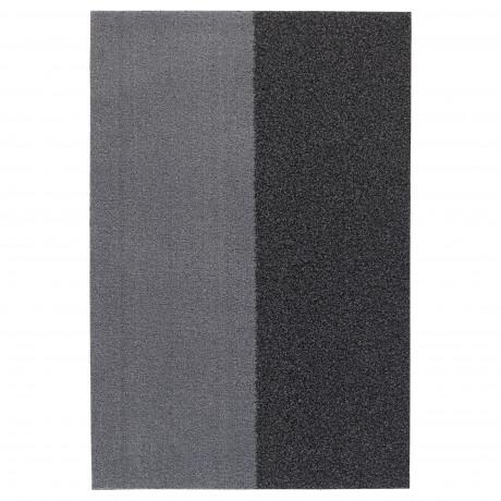 Придверный коврик ДЖЕРСИ темно-серый фото 0