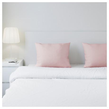 Наволочка ДВАЛА светло-розовый фото 5