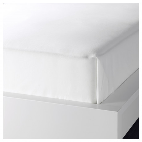 Простыня ДВАЛА белый фото 0