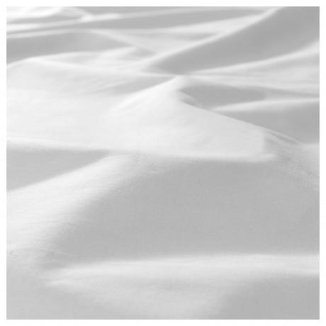 Простыня ДВАЛА белый фото 5