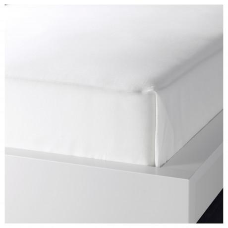 Простыня ДВАЛА белый фото 4