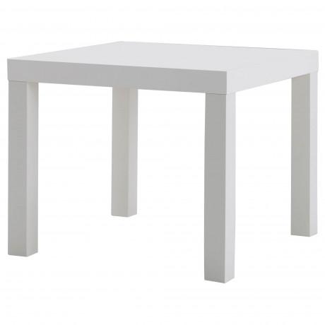 Придиванный столик ЛАКК под беленый дуб фото 3